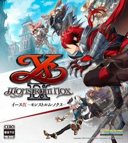 Thoughts On: Ys IX: Monstrum Nox